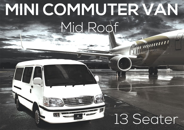 Mini Van Mid roof